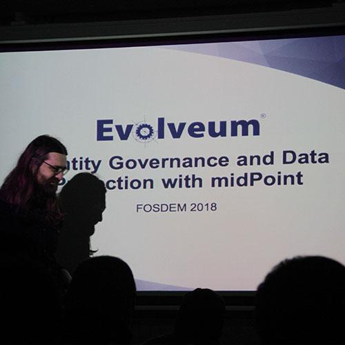 Evolveum - FOSDEM 2018