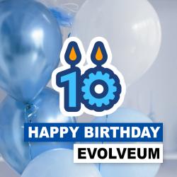It's Evolveum's 10th Birthday
