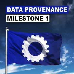 Evolveum: Data Provenance, Milestone 1