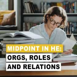 MidPoint in Higher Education: Orgs, Roles and Relations