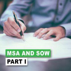 Evolveum - MSA And SOW: Part i