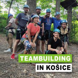 Evolveum Teambuilding in Košice