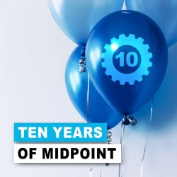 Ten Years of MidPoint