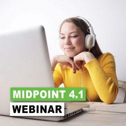 Evolveum: midPoint 4.1 webinar