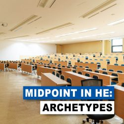 MidPoint in Higher Education: Archetypes