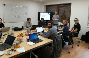 Evolveum midPoint training in Bratislava