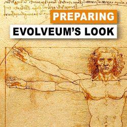 Preparing Evolveum's Look
